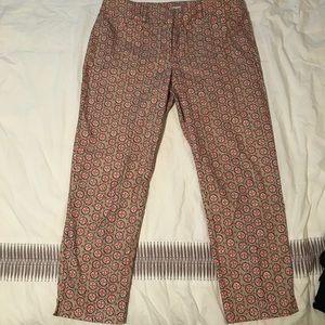 Ann Taylor Loft ankle pants Julie Fit